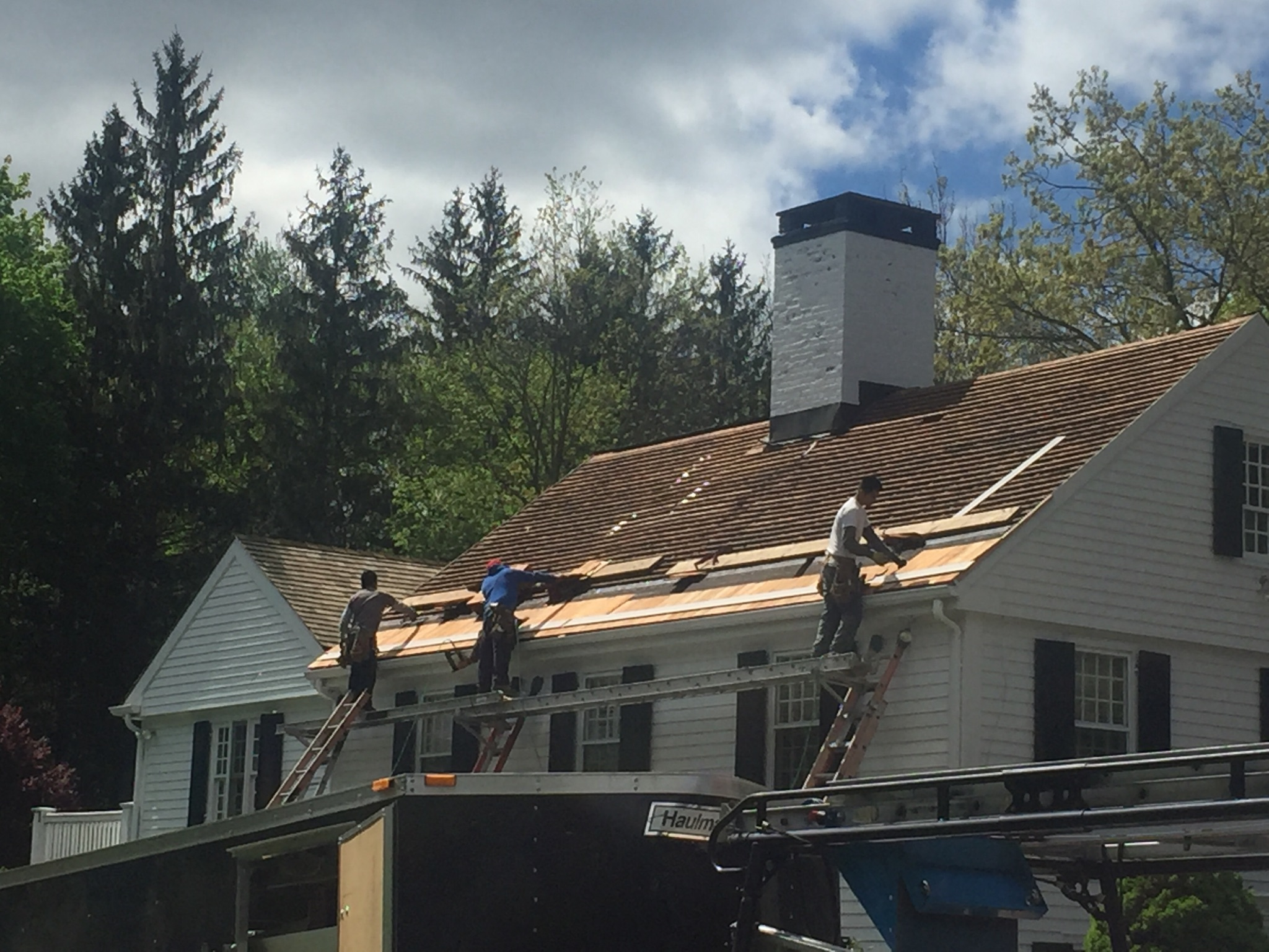 Roofing Contractor In New Milford Ct Boss Roofing